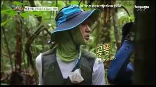 [ENG] 140516-23 SHINee Onew - Law Of The Jungle in Brazil ep 2 & ep 3