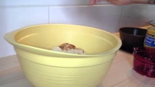 getlinkyoutube.com-Wie kann ich: Omas Kohlrouladen machen/ Omas Kohrouladen zubereiten/ Kohl mit Mettfüllung