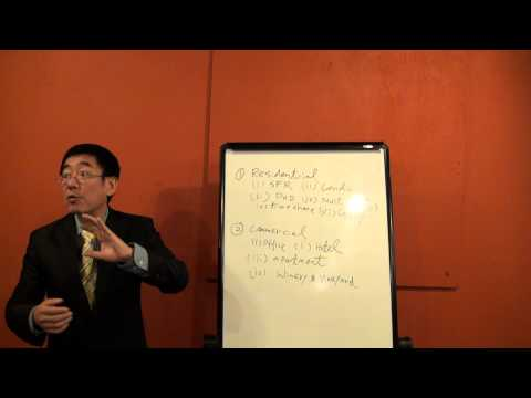Vidoe 3 of 4 Business Law by Prof Tong - Real Property on 05 11 2013