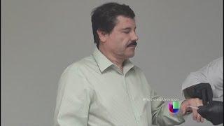 getlinkyoutube.com-Joaquín El Chapo Guzmán habló con su esposa tras ser arrestado -- Noticiero Univisión