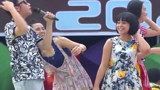 Kompilasi Momen Cebur-ceburan Inbox Awards 2015