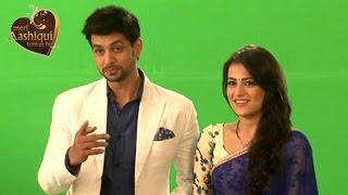 getlinkyoutube.com-Meri Aashiqui Tum Se Hi Promo Shoot | LEAKED VIDEO | Must Watch