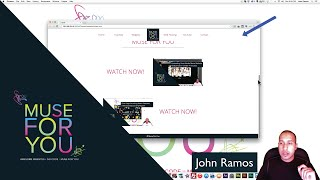 getlinkyoutube.com-How to Create a Sliding Down Parallax Menu in Adobe Muse CC