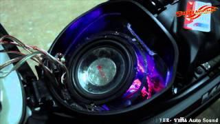 getlinkyoutube.com-HANGOVER - รีวิว WAVE 110i ติดเครื่องเสียง ราชัน Auto Sound
