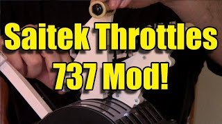 getlinkyoutube.com-737 MOD FOR SAITEK THROTTLES
