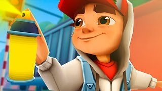 getlinkyoutube.com-Subway Surfers Song - Gamer Sounds Music Demo (ipad, iphone, Android mobile app)