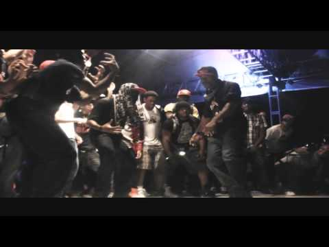 SDK 2012 KRUMP - BADGUY 1 , TIGHT EYEZ , JUDGE ROUND. Showcase