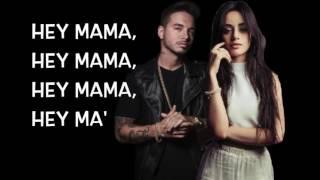 Hey Ma Lyrics - Camila Cabello, JBalvin and Pitbulll