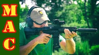 getlinkyoutube.com-Lehigh Defense 300 Blackout for Hunting
