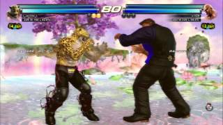 Tekken Tag Tournament 2: (King/Armor King) x_JayVee_x vs Paul/Marduk