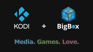 getlinkyoutube.com-Kodi Games Library with Big Box