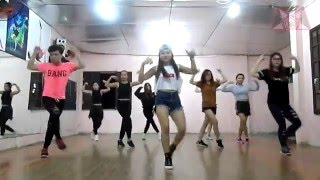 getlinkyoutube.com-Twerk It Like Miley Dance Cover / Mina Myoung Choreography