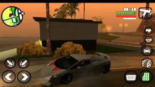 getlinkyoutube.com-Mod Grand Theft Auto (GTA) San Andreas Android
