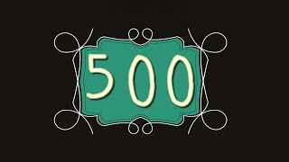 getlinkyoutube.com-500 subscribers gift   Overlays & Colorings