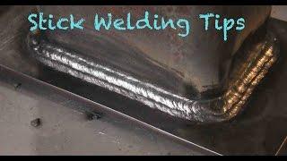 getlinkyoutube.com-Stick Welding Tips - 3 welders