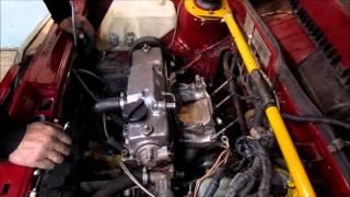 getlinkyoutube.com-Установка турбо на 8кл двигатель ВАЗ