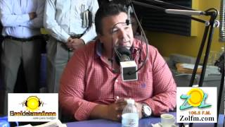 """getlinkyoutube.com-John Henry """"el chino Millán"""" sicario de Pablo Escobar en elsoldelamañana, Zolfm.com"""