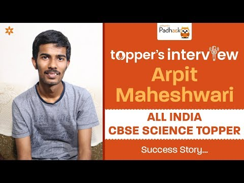 CBSE Science Topper