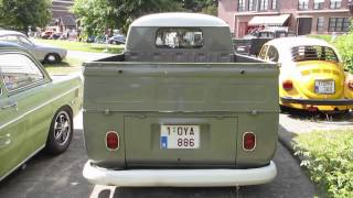 getlinkyoutube.com-vw t1 bulli double cab @ lubbeek 2014
