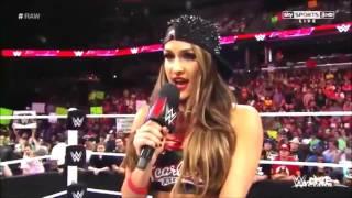 getlinkyoutube.com-John Cena & Nikki Bella - Im Only Human