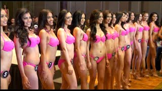 Bb. Pilipinas 2016 swimsuit competition sizzles
