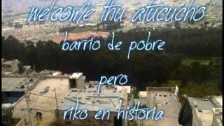 Atucucho Rap Del Getho Ft Conexion Lirical