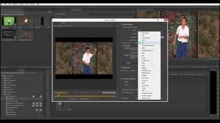 getlinkyoutube.com-วิธีใช้ Adobe Premiere Pro CC : ตัดต่อ ฉากเขียว Green Screen