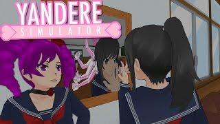 THE SECRET MIRROR &  KIZANA RIVAL SIMULATOR    Yandere Simulator