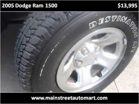 2005 Dodge Ram 1500 Used Cars Independence MO
