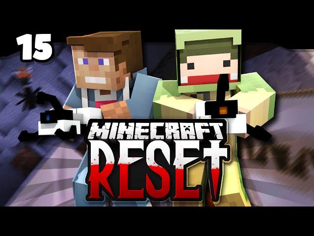 Minecraft RESET #15 | SIMON MACHT EINEN FEHLER | unge & Dner