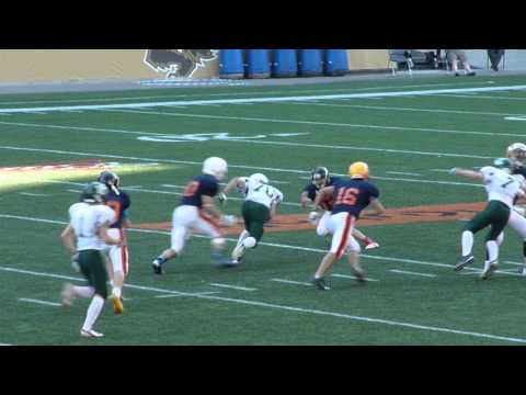 Heintz 27 yard reception