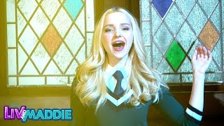 getlinkyoutube.com-Second Chance Music Video   Liv and Maddie   Disney Channel