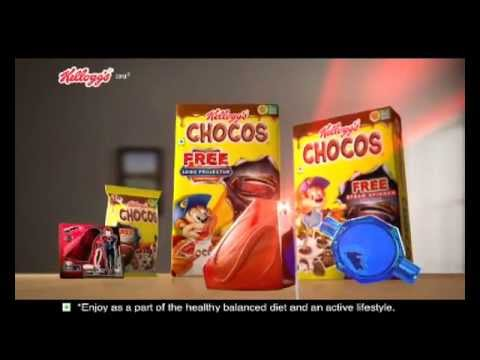 Superman ke powers ka mazzaa lo. Kelloggs  Watch the new Man of Steel TVC by Kelloggs.  In theaters now