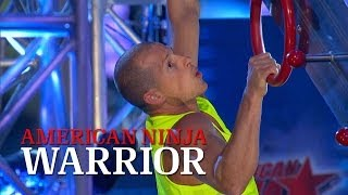 getlinkyoutube.com-Brent Steffensen at the 2014 Dallas Qualifiers | American Ninja Warrior