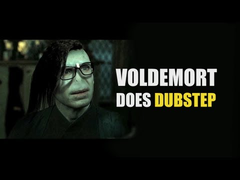 Voldemort Does Dubstep