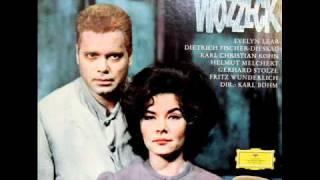 Wozzeck, Op. 7 (Berg) - Dietrich Fischer-Dieskau, Evelyn Lear, Karl Böhm, 1965 - Complete view on youtube.com tube online.