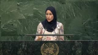 getlinkyoutube.com-Alaa Murabit - Leaders Summit 2016 - Day 1 at UN Headquarters