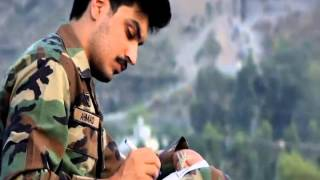 getlinkyoutube.com-Pakistan Army Song by Atif Aslam - Zameen Jagti hai..