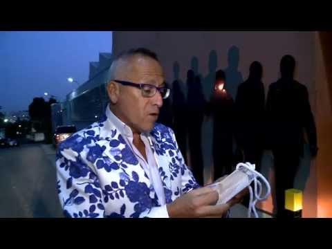 Manuel Luis Goucha recebe MEU perfume by Cristina Ferreira