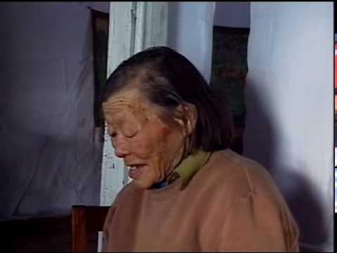 Elizaveta Kenden sings kozhamyk