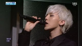 getlinkyoutube.com-[지드래곤 G-DRAGON] - 블랙 BLACK(Feat.Jennie Kim) @인기가요 inkigayo 130908