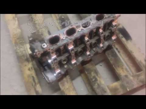 Головка блока цилиндров ГБЦ Мерседес OM278 Левая M278