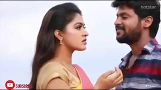 Saravanan meenakshi love scene for whatsapp status || Love status tamil