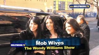 chanel-: Visiting The Wendy Williams Show