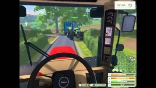 getlinkyoutube.com-W.I.P Farming Simulator 2013: MP Classic Silage