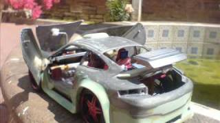 getlinkyoutube.com-Proyecto De Maketuning; Porsche 911 Escala 1:18