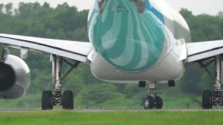 7 Pesawat Terbesar Di Indonesia Untuk Rute Domestik (Video Pesawat Terbang Indonesia)