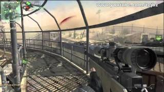 getlinkyoutube.com-MW3 GAMEPLAY - Dome L118A Extended Mags