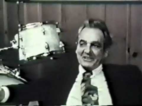 Gene Krupa and Papa Joe Jones part 2/3 -JFcHHw7jQx4