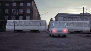 Paper City / Бумажный город (VFX short film)